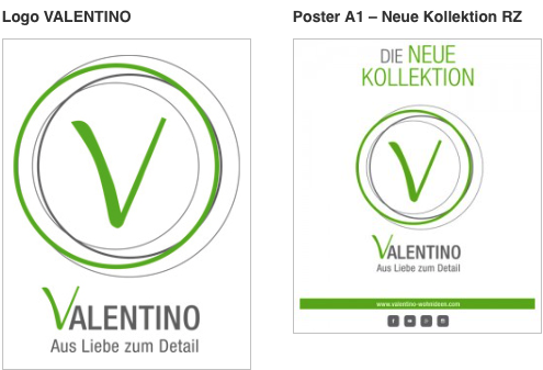 VALENTINO neue Kollektion