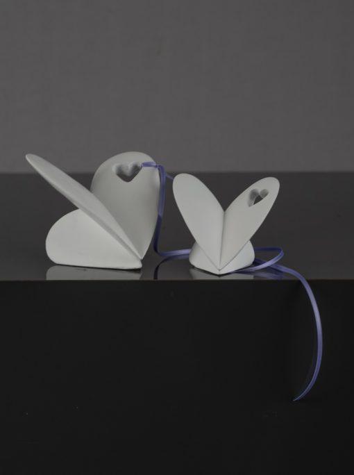 Herz mit Cutout 8-10cm